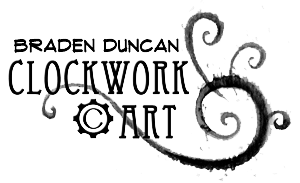 Clockwork Art - Braden Duncan